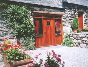 Barn conversion self catering holiday accommodation in snowdonia holiday cottage self catering